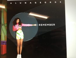An album cover from Aluna George.