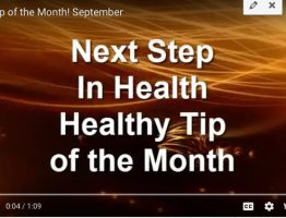 Video by Next Steps in Health.