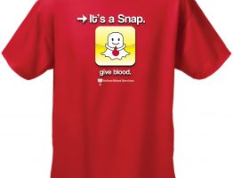 UBS Its a SNAP Shirt
